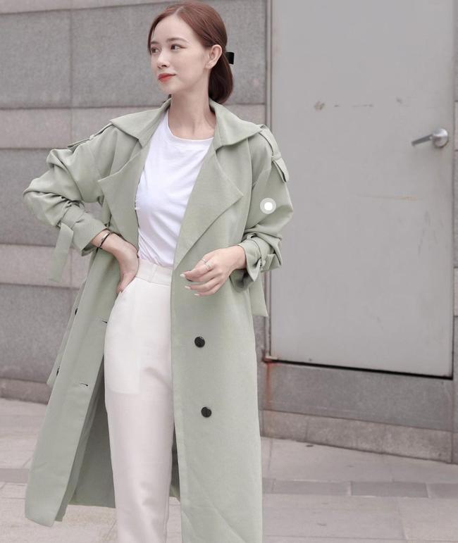 """9 mẫu áo trench coat """"hàng tuyển"""" giá từ 600k ai mặc cũng sang - Ảnh 7."""