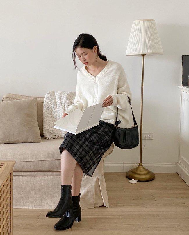 3 kiểu chân váy chị em có thừa tiền cũng đừng sắm, bằng không style mùa Đông sẽ chẳng tiến bộ lên được - Ảnh 4.