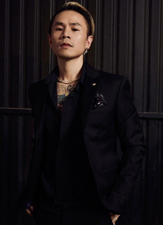 Bức ảnh phát ra những bản hit: Hoàng Touliver đứng chung khung hình với Rhymastic, Binz, Soobin Hoàng Sơn - Ảnh 5.