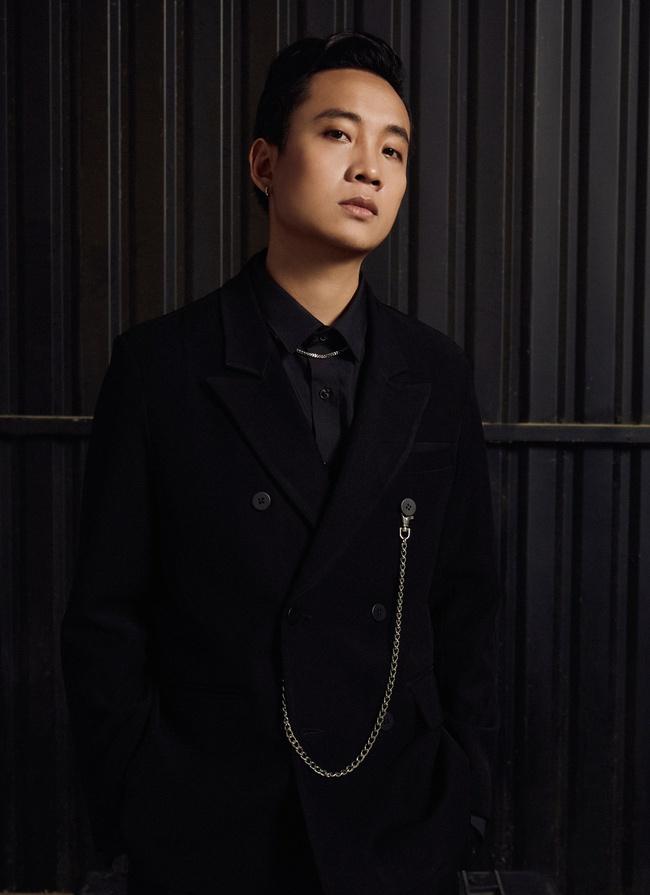 Bức ảnh phát ra những bản hit: Hoàng Touliver đứng chung khung hình với Rhymastic, Binz, Soobin Hoàng Sơn - Ảnh 7.