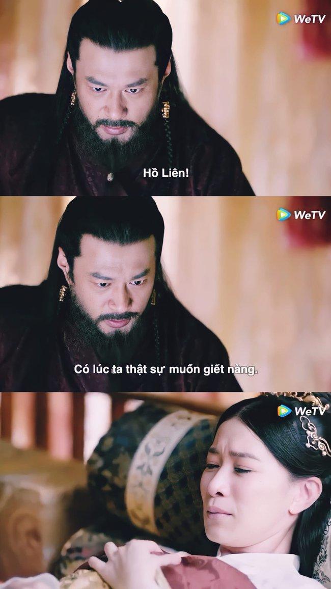 Yến Vân Đài: Chồng chết, Xa Thi Mạn lại bị sảy thai, nhìn cảnh khóc mà fan la hét ầm ĩ vì quá ngược - Ảnh 6.