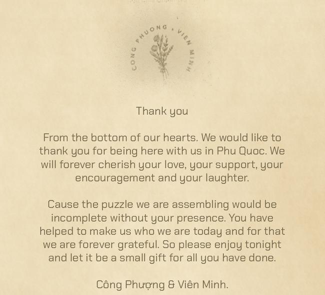 """Bất ngờ với """"yêu cầu"""" cho khách của Công Phượng, đối lập với đám cưới tại Sài Gòn, quà cưới """"độc xịn"""" được tiết lộ - Ảnh 2."""