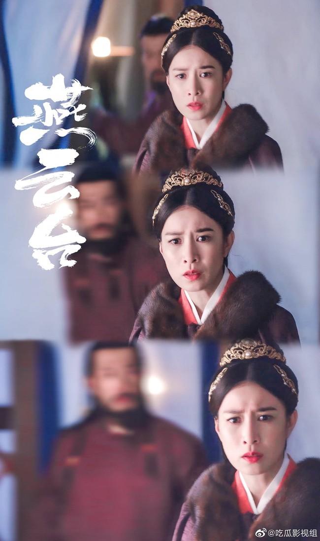"""Yến Vân Đài: Chồng Xa Thi Mạn làm phản rồi bị giết, người phụ nữ khổ nhất chính là """"Chị Đại TVB"""" - Ảnh 8."""