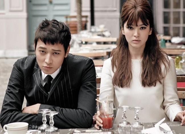 Chia sẻ của Song Hye Kyo về chuyện mang thai và tuyên bố sẽ không ủng hộ con trai và con gái theo nghề diễn viên bất ngờ gây chú ý - Ảnh 1.