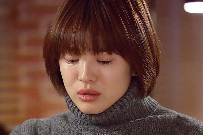 Chia sẻ của Song Hye Kyo về chuyện mang thai và tuyên bố sẽ không ủng hộ con trai và con gái theo nghề diễn viên bất ngờ gây chú ý - Ảnh 2.