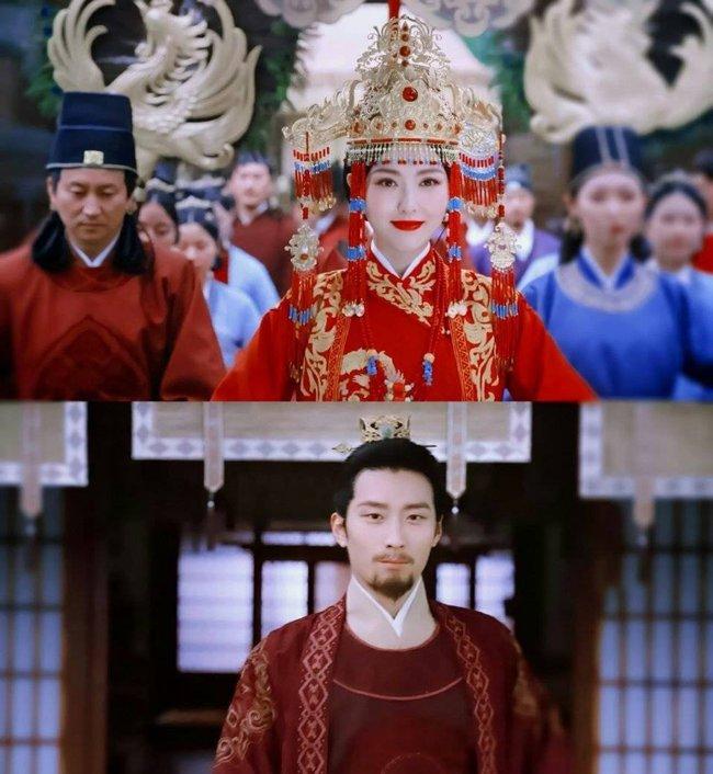 Yến Vân Đài: Lộ kết phim cực sốc, Đường Yên tái giá sau khi chồng chết, làm cô dâu lần 2 còn đẹp hơn lần đầu  - Ảnh 4.