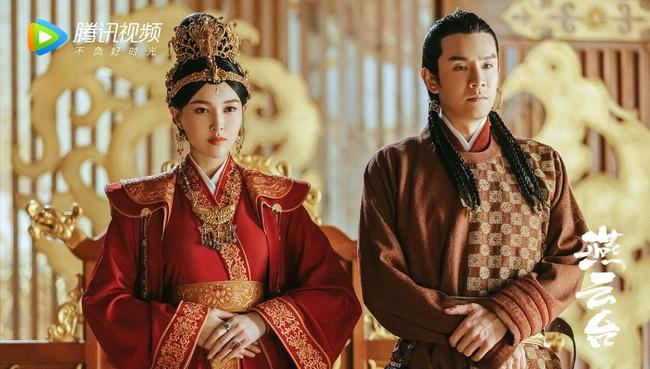 """Yến Vân Đài: Tạo hình cực đẹp của """"Hoàng hậu"""" Đường Yên, photoshop rõ chuẩn nhưng netizen chỉ chú ý đến vòng eo - Ảnh 3."""