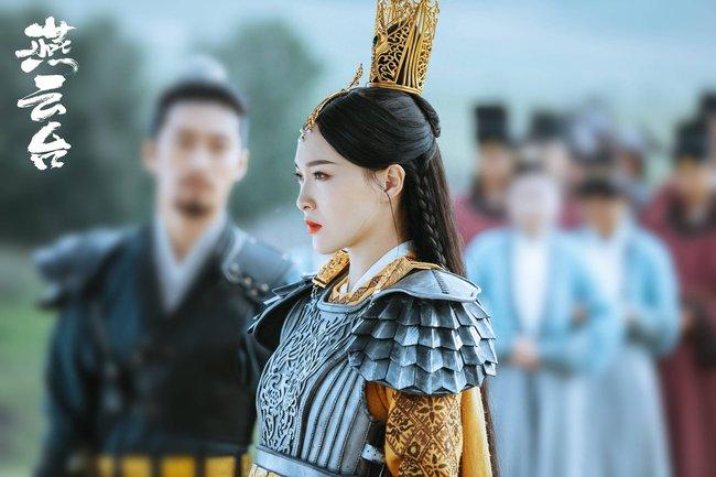 """Yến Vân Đài: Tạo hình cực đẹp của """"Hoàng hậu"""" Đường Yên, photoshop rõ chuẩn nhưng netizen chỉ chú ý đến vòng eo - Ảnh 5."""