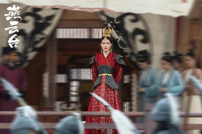 """Yến Vân Đài: Tạo hình cực đẹp của """"Hoàng hậu"""" Đường Yên, photoshop rõ chuẩn nhưng netizen chỉ chú ý đến vòng eo - Ảnh 2."""