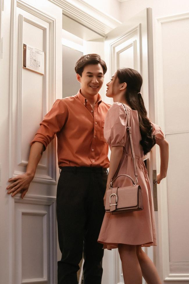 Sau Thu Trang - Kiều Minh Tuấn, Jun Vũ và Anh Tú chính thức thành đôi, còn có cảnh hôn lãng mạn  - Ảnh 9.