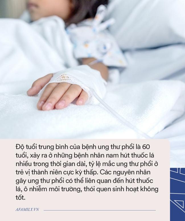 Bé trai 12 tuổi bị ung thư phổi giai đoạn cuối, nguyên nhân là do những thói quen xấu rất nhiều trẻ hiện nay đang mắc phải - Ảnh 4.