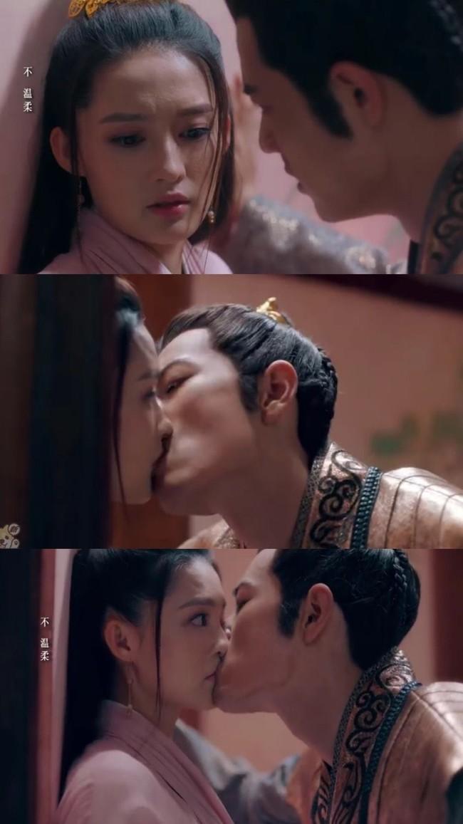 """Lang Điện Hạ: Tiêu Chiến cưỡng hôn Lý Thấm, netizen gào thét trách móc ngôi sao """"Trần Tình Lệnh"""" vì lý do này  - Ảnh 3."""