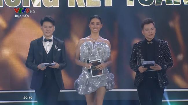 Trực tiếp Chung kết Hoa hậu Việt Nam 2020 - Ảnh 4.