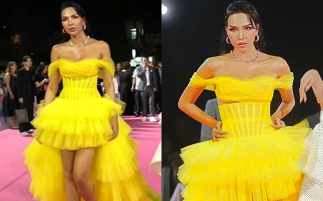 Chung kết Hoa hậu Việt Nam: Loạt mỹ nhân chọn kiểu tóc ướt nhưng có người nhìn sai quá sai vì  - Ảnh 4.