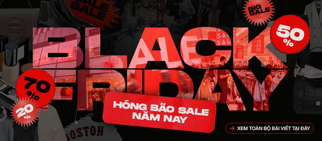 Chưa đến Black Friday nhưng loạt thương hiệu thời trang đã Sale lớn: Có nơi giảm 70% giá rẻ như cho  - Ảnh 9.