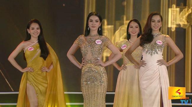 Trực tiếp Chung kết Hoa hậu Việt Nam 2020: Phần trả lời ứng xử của top 5 - Ảnh 3.