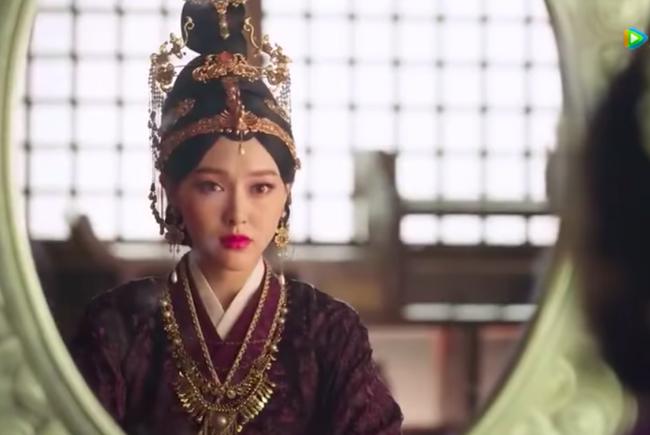 Yến Vân Đài: Trọn bộ clip Đường Yên tái giá sau khi chồng chết, mặc lại đồ cưới dở dang năm 18 tuổi - Ảnh 4.