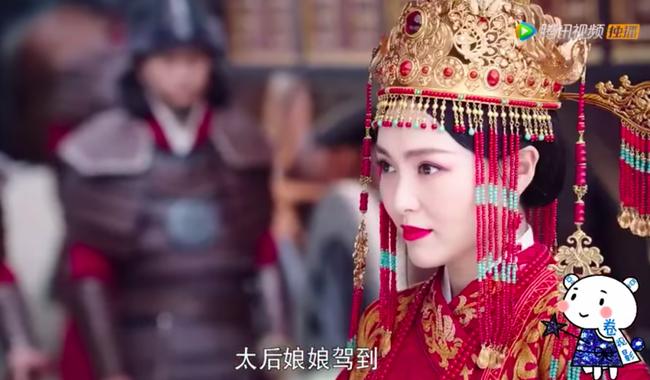 Yến Vân Đài: Trọn bộ clip Đường Yên tái giá sau khi chồng chết, mặc lại đồ cưới dở dang năm 18 tuổi - Ảnh 7.