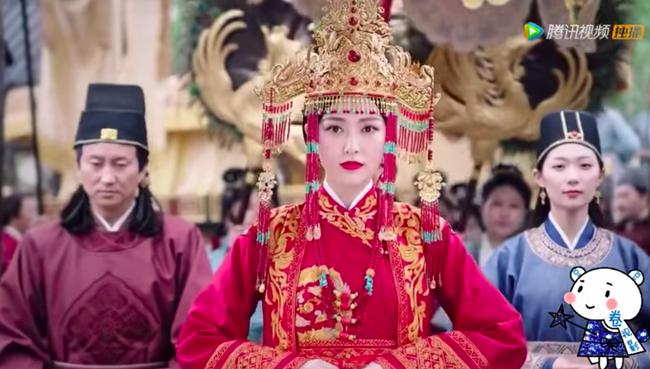 Yến Vân Đài: Trọn bộ clip Đường Yên tái giá sau khi chồng chết, mặc lại đồ cưới dở dang năm 18 tuổi - Ảnh 5.