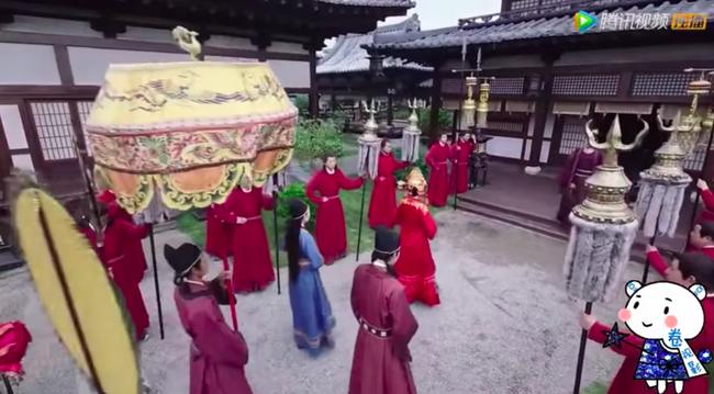 Yến Vân Đài: Trọn bộ clip Đường Yên tái giá sau khi chồng chết, mặc lại đồ cưới dở dang năm 18 tuổi - Ảnh 8.
