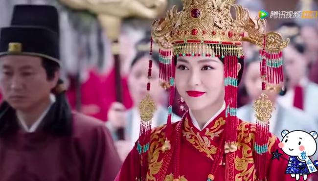 Yến Vân Đài: Trọn bộ clip Đường Yên tái giá sau khi chồng chết, mặc lại đồ cưới dở dang năm 18 tuổi - Ảnh 6.
