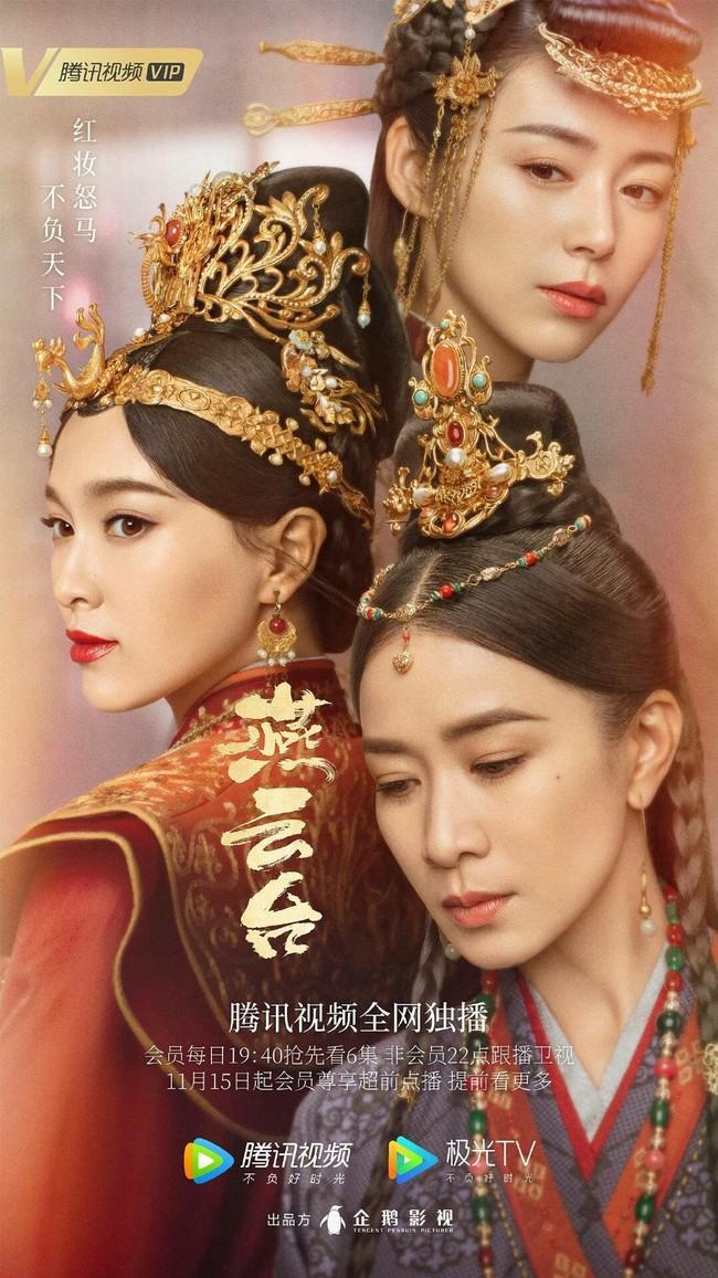 Yến Vân Đài: Chồng Đường Yên giết luôn em rể, đáng chú ý là phản ứng của Xa Thi Mạn  - Ảnh 8.
