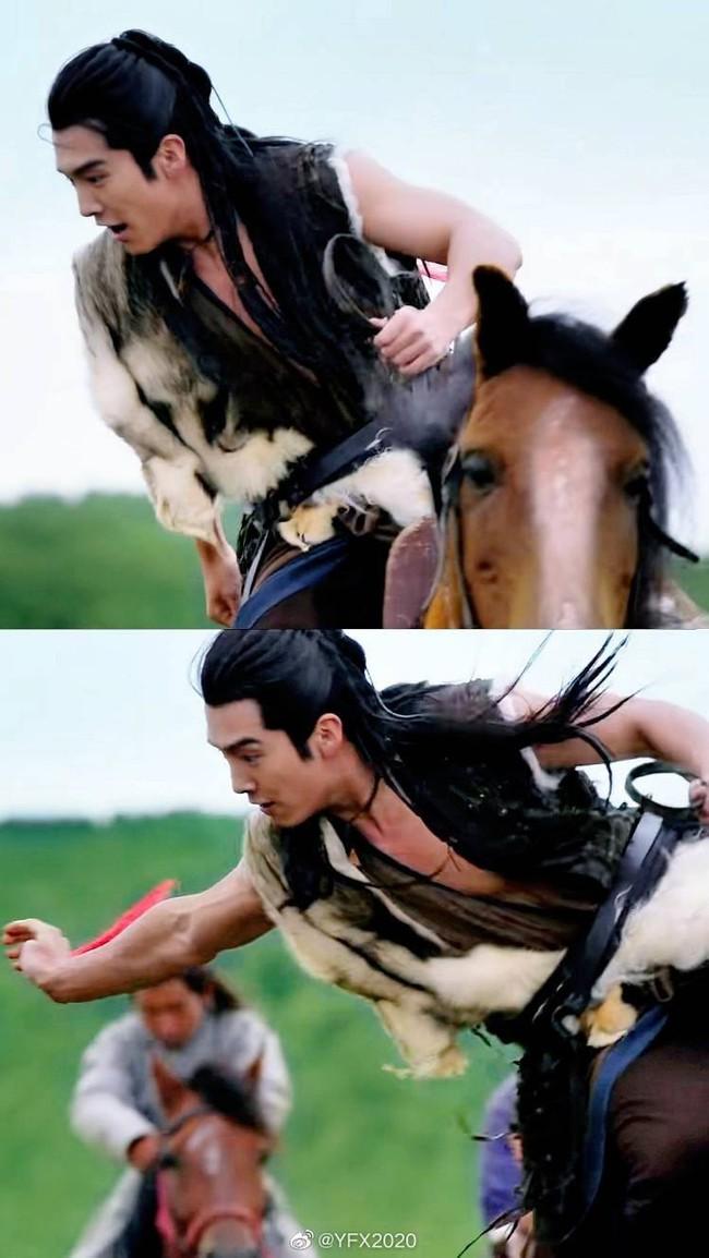 Yến Vân Đài: Xuất hiện mỹ nam mới cực đẹp trai, dự đoán có quan hệ yêu đương với Xa Thi Mạn - Ảnh 8.