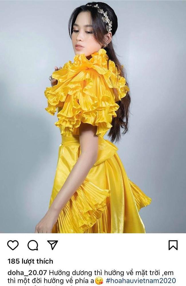 """Vẻ ngoài ngây thơ là vậy nhưng hóa ra Tân Hoa hậu Việt Nam lại là """"cao thủ thả thính"""" thế này đây - Ảnh 4."""