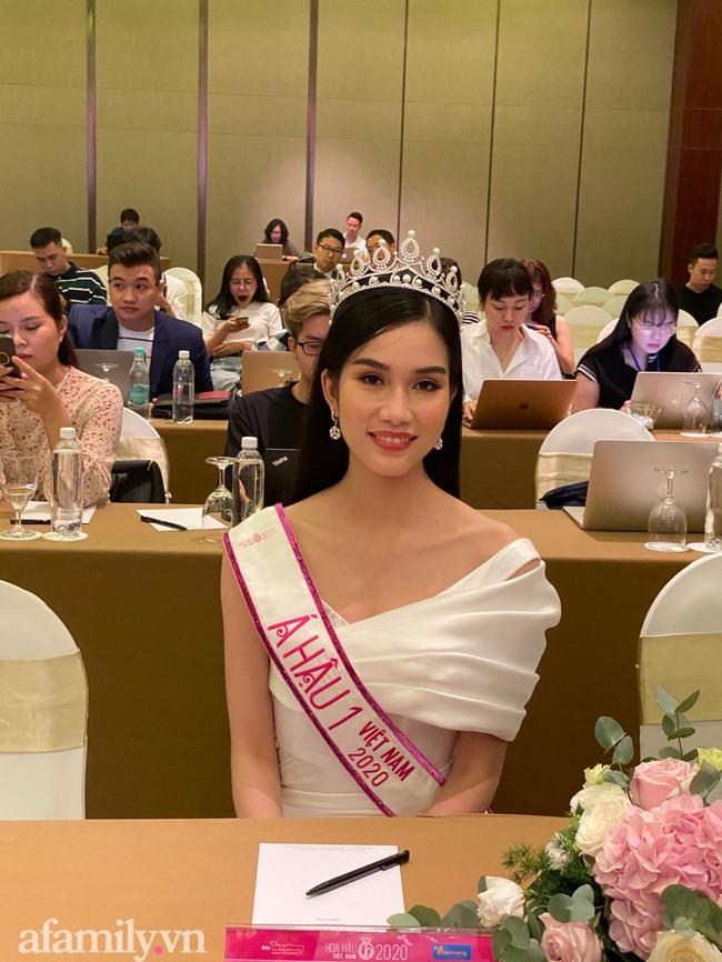 Cận cảnh nhan sắc thật của dàn tân Hoa hậu, Á hậu Việt Nam 2020 qua hình chưa chỉnh sửa, liệu còn đẹp xuất sắc? - Ảnh 5.