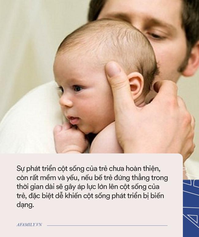 7 điều không nên làm khi trẻ dưới 3 tháng tuổi, nếu không sẽ gây nguy hiểm cho sự phát triển của trẻ - Ảnh 2.