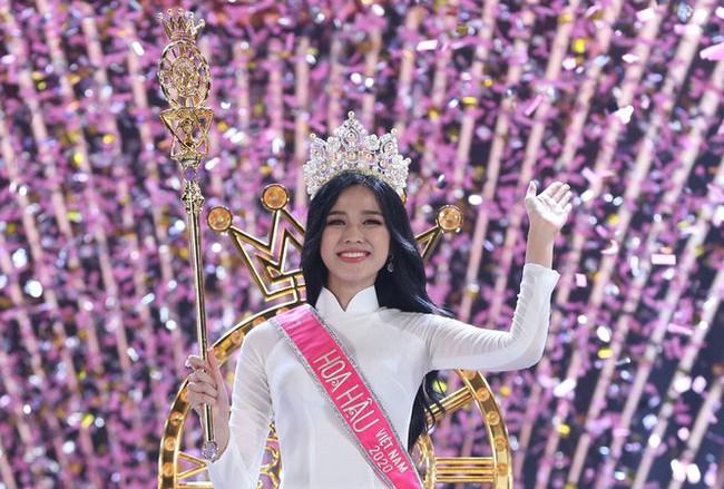 Chuyên ngành Luật kinh doanh Tân Hoa hậu Việt Nam 2020 theo học có học phí bao nhiêu mà khiến dân tình cam đoan nhà cô nàng không khó khăn?  - Ảnh 1.
