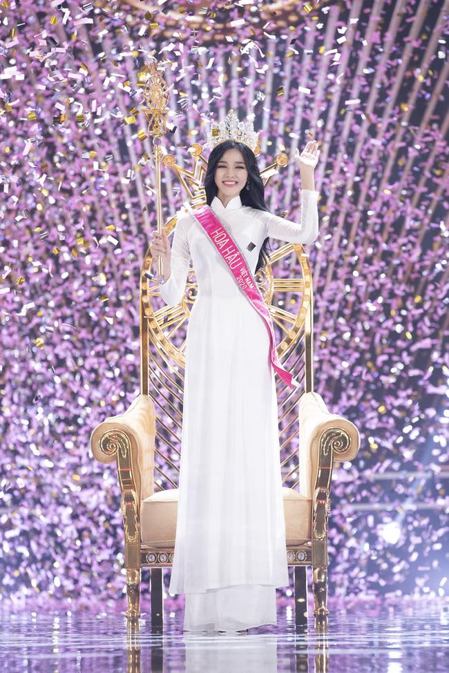 Tân Hoa hậu Việt Nam 2020: Cô sinh viên nghèo đến từ đại học top đầu cả nước, mỗi tháng chỉ được bố mẹ chu cấp bằng này tiền nhưng vẫn tỏa sáng - Ảnh 1.