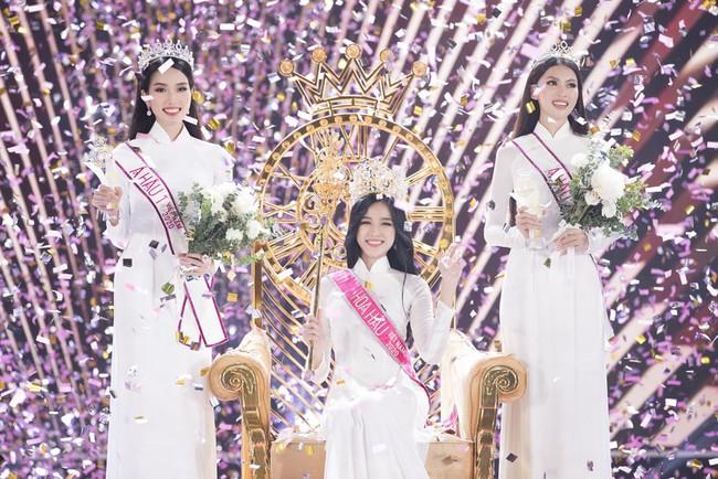 Hoa hậu Việt Nam 2020 chia sẻ trong buổi gặp gỡ báo chí hậu đăng quang - Ảnh 2.
