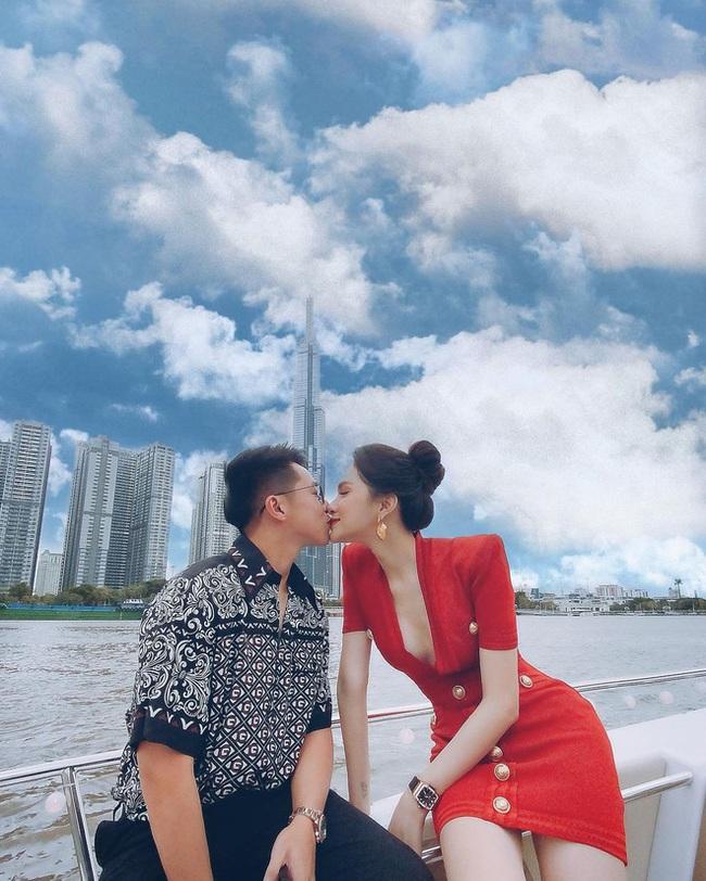 Im lặng suốt thời gian Hương Giang vướng lùm xùm với anti-fan, Matt Liu bất ngờ làm hành động ngọt ngào này cho bạn gái - Ảnh 3.