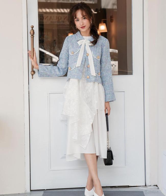 Sắm đồ đi ăn cưới: Chỉ cho chị em chỗ mua 9 cây đồ vải tweed sang chảnh mà vẫn tinh tế - Ảnh 4.