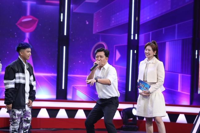 Ăn theo trend Rap Việt, Trường Giang đọc Rap trước mặt thầy trò Wowy - Ảnh 5.