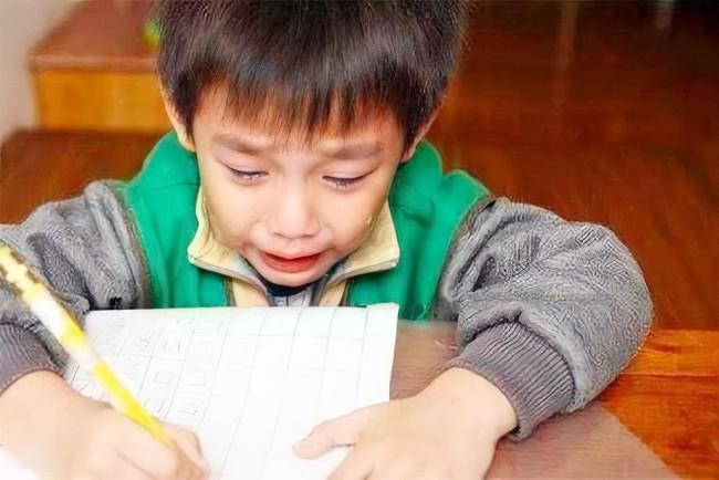 """Cậu bé lớp 1 nằng nặc đòi bỏ học, liên tục khóc mếu máo: """"Tất cả là tại bố mẹ"""", nguyên nhân khiến cả nhà xúm xít xin lỗi - Ảnh 2."""