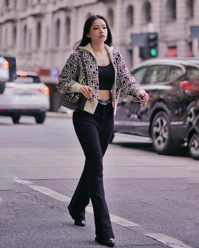 """Mỹ nhân Việt cực chuộng một combo quần dài + giày hack dáng siêu ảo, nàng nấm lùn áp dụng cũng thành """"chân dài tới nách"""" - Ảnh 5."""