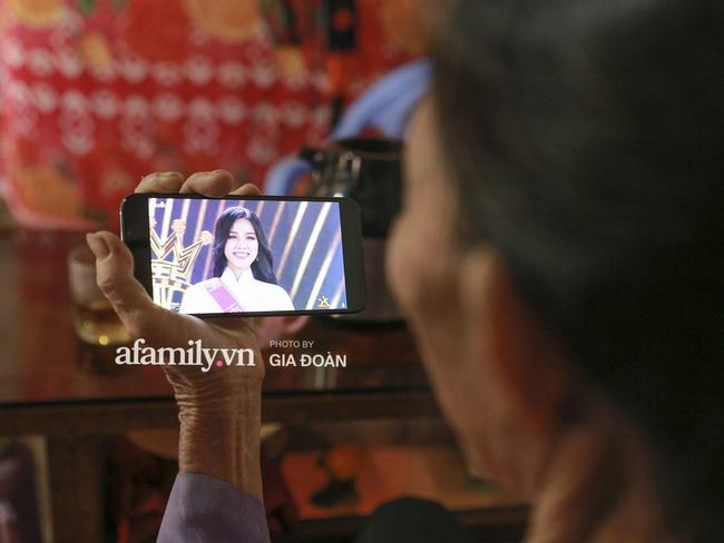 Độc quyền: Ghé thăm căn nhà cũ giản dị của bà ngoại Đỗ Thị Hà, tiết lộ đến Đêm Chung kết mới biết cháu đi thi Hoa hậu  - Ảnh 5.