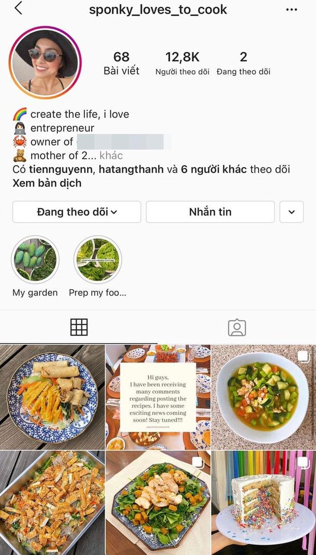 Hà Tăng đảm đang thứ 2, showbiz Việt hiếm ai dám nhận số 1: Có hẳn Instagram khoe món ngon tự làm, duy chỉ có chả giò chay cô bật mí cách làm - Ảnh 2.