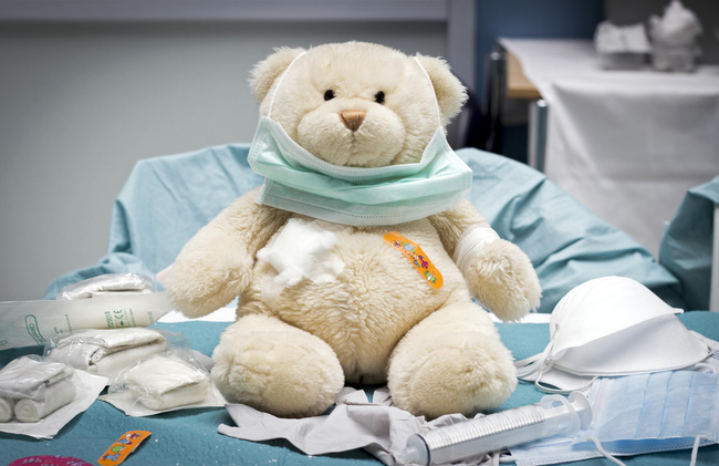 """Độc lạ phòng khám chữa bệnh cho... thú nhồi bông ở Nhật, """"viện phí"""" có thể lên đến 111 triệu - Ảnh 8."""