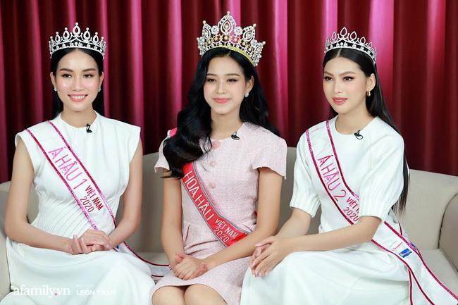 Top 3 Hoa hậu Việt Nam 2020 và cách đối mặt với anti-fan: Bình tĩnh xem xét lại bản thân - Ảnh 2.