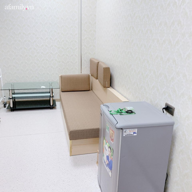 Phòng nghỉ xịn sò như khách sạn 5 sao, lại yên tâm vì bác sĩ đầu ngành, bảo sao mẹ Hà Nội 5 lần đi sinh đều nhất định chọn Bệnh viện Phụ sản Hà Nội - Ảnh 3.