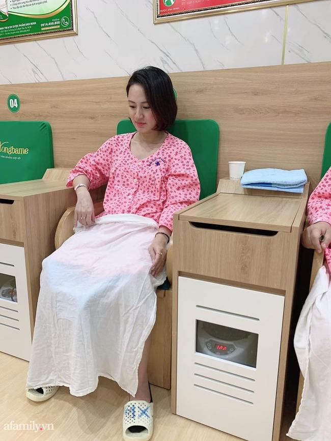 Phòng nghỉ xịn sò như khách sạn 5 sao, lại yên tâm vì bác sĩ đầu ngành, bảo sao mẹ Hà Nội 5 lần đi sinh đều nhất định chọn Bệnh viện Phụ sản Hà Nội - Ảnh 8.