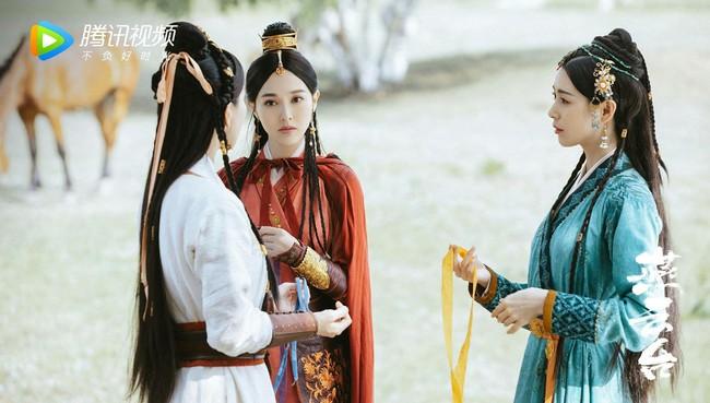 """""""Yến Vân Đài"""": Xa Thi Mạn - Đường Yên - Lư Sam vì chồng mà """"chị em tương tàn"""", lại còn chết trong nước mắt - Ảnh 2."""