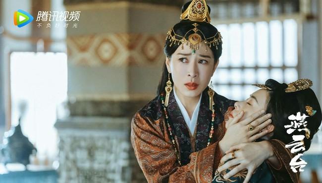 """""""Yến Vân Đài"""": Xa Thi Mạn - Đường Yên - Lư Sam vì chồng mà """"chị em tương tàn"""", lại còn chết trong nước mắt - Ảnh 9."""