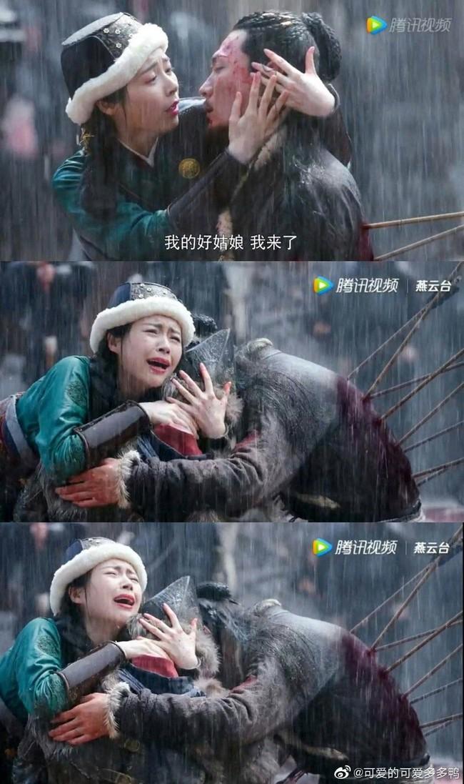 """""""Yến Vân Đài"""": Xa Thi Mạn - Đường Yên - Lư Sam vì chồng mà """"chị em tương tàn"""", lại còn chết trong nước mắt - Ảnh 5."""