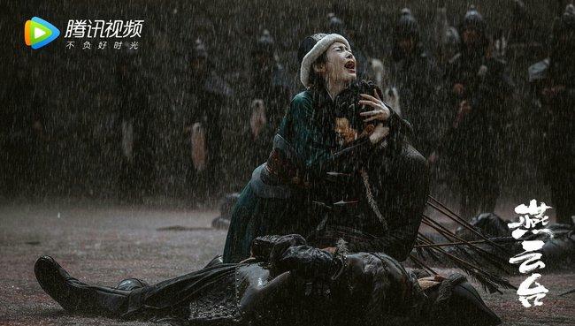 """""""Yến Vân Đài"""": Xa Thi Mạn - Đường Yên - Lư Sam vì chồng mà """"chị em tương tàn"""", lại còn chết trong nước mắt - Ảnh 4."""