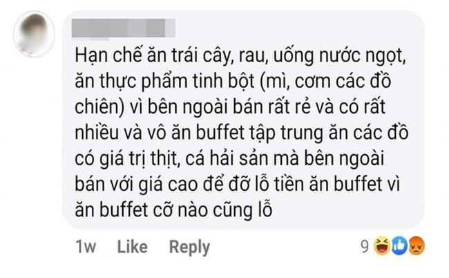 """Cộng đồng mạng tranh cãi ầm ầm vì loạt bí kíp """"ăn buffet không lỗ"""", đâu là chiêu đỉnh cao để đánh chén đồ ăn thỏa thích? - Ảnh 5."""