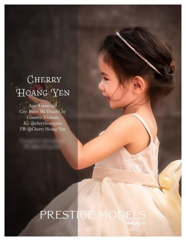 """Bé gái Đắk Lắk vừa ra đời bác sĩ đã nói """"có sống được cũng khó nuôi"""", giờ 4 tuổi được xuất hiện trên tạp chí Mỹ - Ảnh 1."""